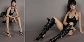 Bella Hadid: Sexy wie nie in Leder