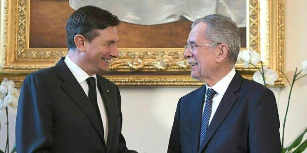 Van der Bellen unterstützt Initiative für EU-Verfassung