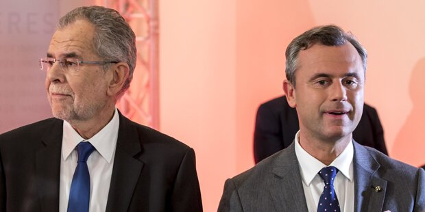 Hofburg-Wahl soll am 2. Oktober wiederholt werden