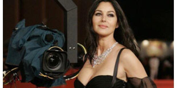 Monica Bellucci eröffnete Roms Filmfest