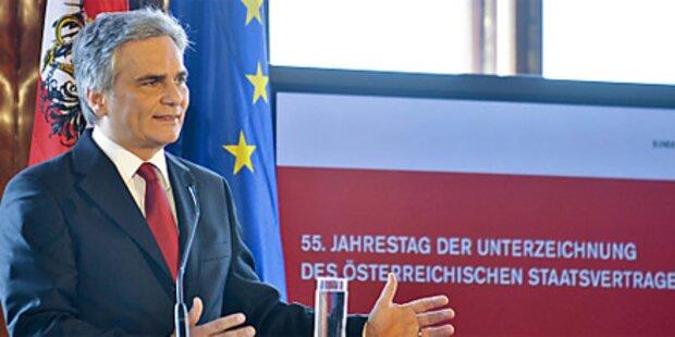 Österreich feiert den Staatsvertrag