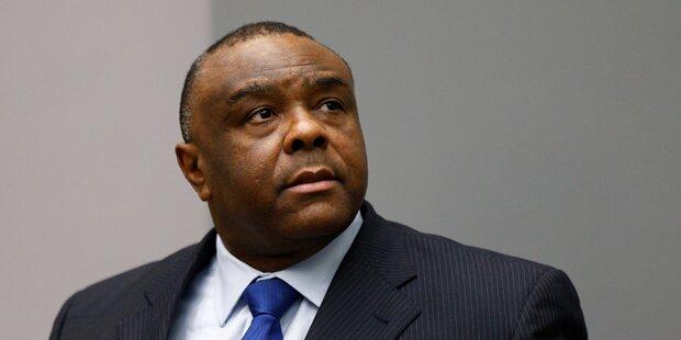 18 Jahre Haft für Kongos Ex-Vizepräsident