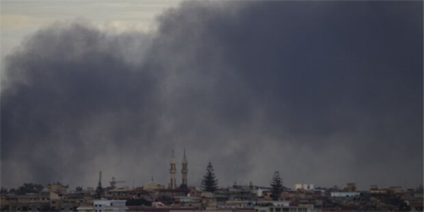 Bombenanschlag in Benghazi: 15 Tote