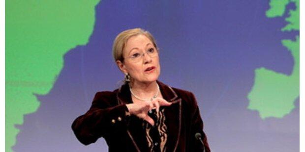 Ferrero-Waldner kritisiert EU-Debatte