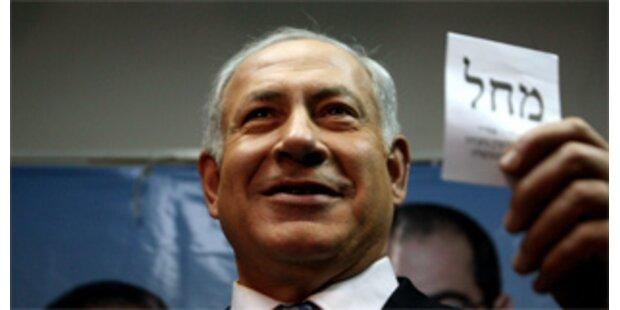 Israel steht vor einem Rechtsruck
