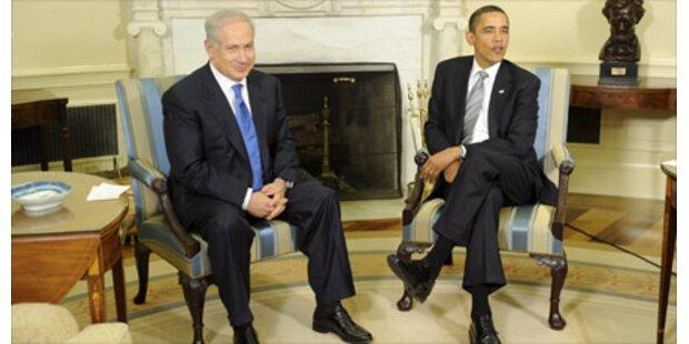 Obama fordert Siedlungsstopp Israels