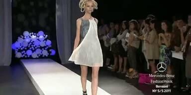 New York Fashion Week S/S 2011: Bensoni