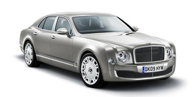 Bild: Bentley Motors ltd.