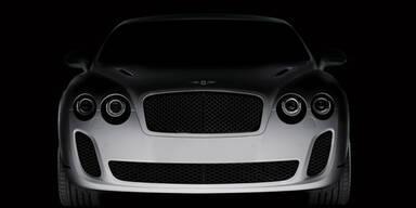 Schnellster Bentley aller Zeiten fährt mit Biosprit