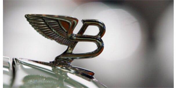 Autobauer Bentley sperrt für 7 Wochen zu