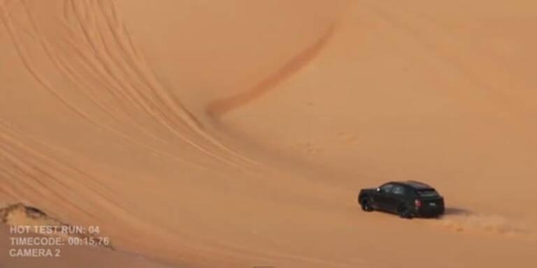 Bentley baut schnellstes SUV der Welt