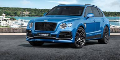 Sportlicher Look für den Bentley Bentayga