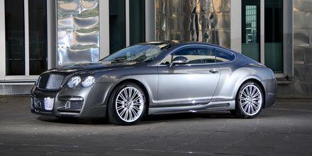 Bentley Continental GT Speed von Anderson