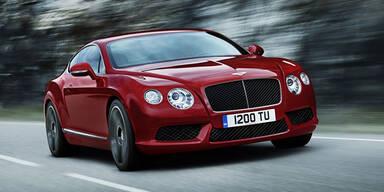 Nobelmarke Bentley wieder in Gewinnzone