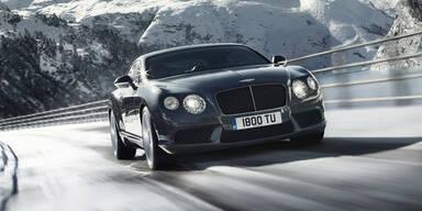 Neuer V8 für den Bentley Continental GT