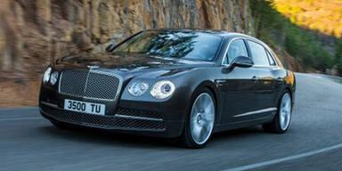 Bentley stellt den Flying Spur II vor