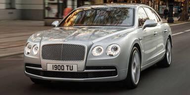 Bentley bringt den Flying Spur V8