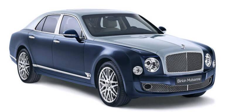 """Bentley bringt den Mulsanne """"Birkin"""""""