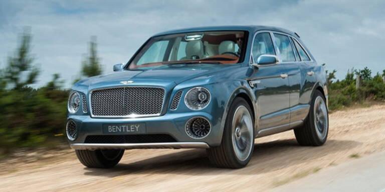 Neues Bentley-SUV aus der  Slowakei?