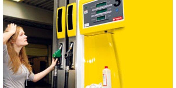 Diesel kostet um 47 % mehr als im Vorjahr