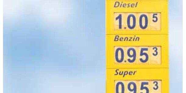 Diesel kratzt an 1 Euro-Marke