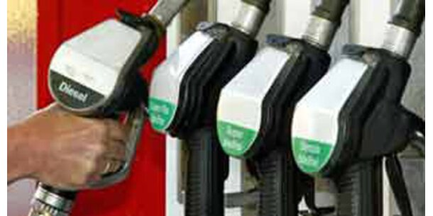Benzin schon wieder teurer