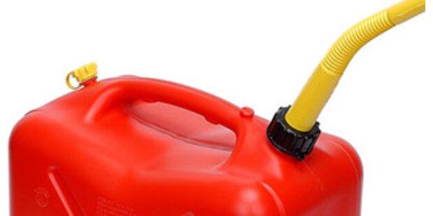 Treibstoffdiebe in Baden angehalten