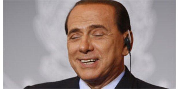 100.000 Prozesse nach Lex-Berlusconi ausgesetzt