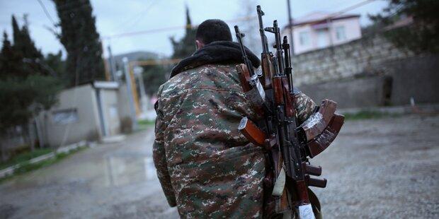 Zwei Tote bei Kämpfen in Berg-Karabach