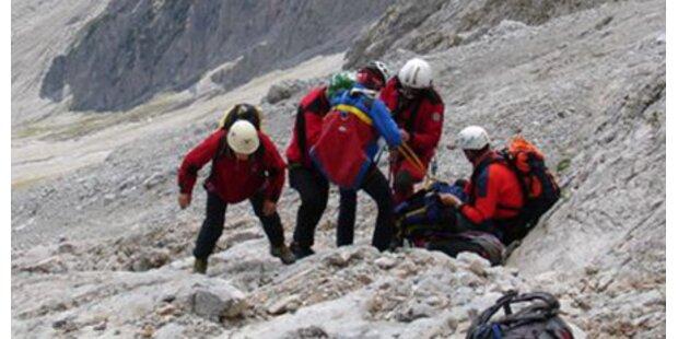 OÖ-Bergretter rücken täglich aus