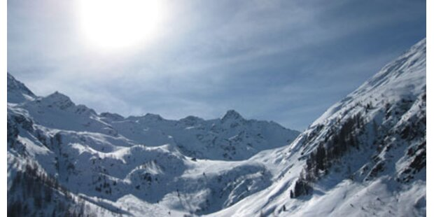 Rettungseinsatz auf 1.350 Metern Höhe