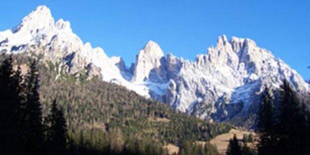 Deutsche stürzte in Tirol in den Tod