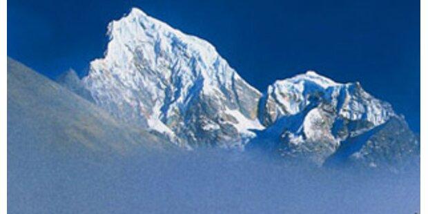 Bergwanderer bei Alpinunfall getötet