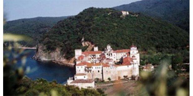 Berg-Athos-Mönche in Immo-Krise unter Druck