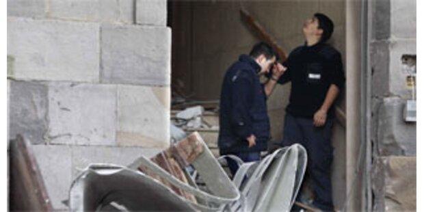 ETA verübt Anschlag auf Gericht im Baskenland
