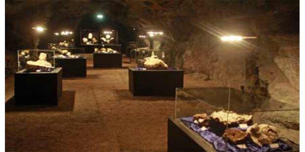 Haider-Museum in Nazi-Bunker