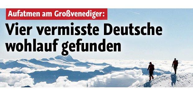 Vermisste Deutsche wohlauf gefunden