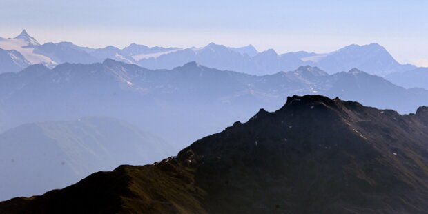Deutscher stürzte bei Tiroler Bergtour ab