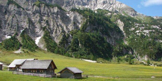 Natur pur: Sommer in Österreich