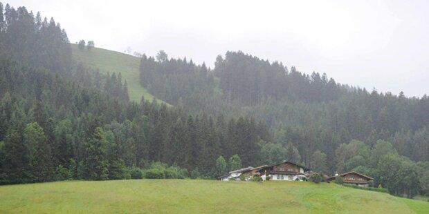 Ehepaar nach Absturz in Osttirol geborgen