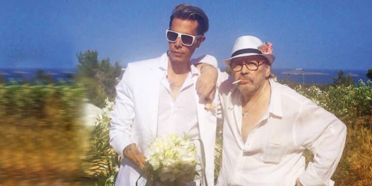 Wess: »Ehe mit Berger ist nervig«