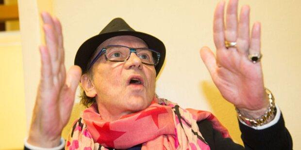 Helmut Berger fliegt aus Gericht
