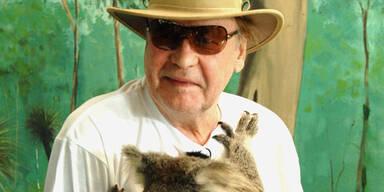 Helmut Berger, Dschungelcamp