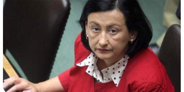 Maria Berger wird EuGH-Richterin