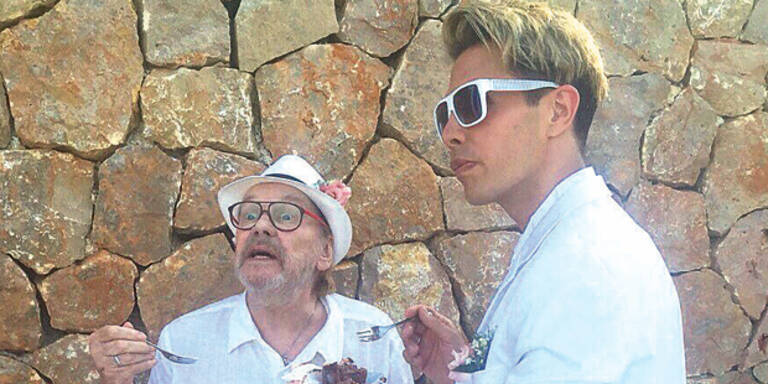 Berger: Flucht auf Ibiza nach Trennung