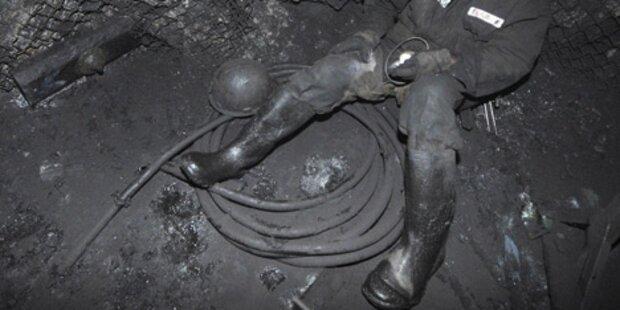 Explosion in Kohlegrube - 46 Tote
