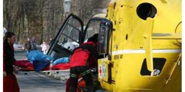 Drama in Tirol: Felsen erschlägt Frau