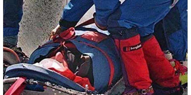 Bergsteiger am Höchkönig abgestürzt