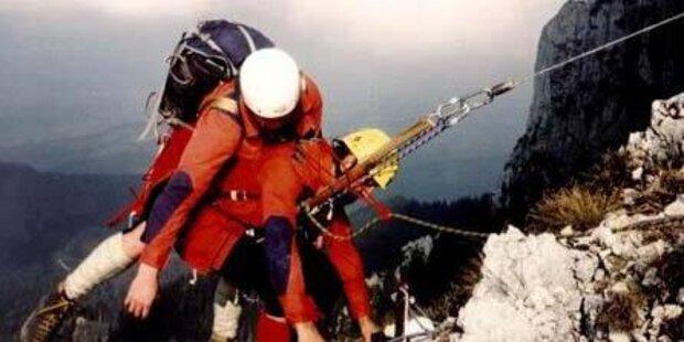 Tödlicher Kletterunfall auf der Rax