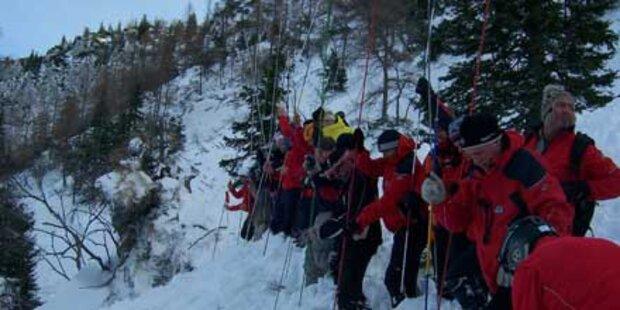Vorarlberger bei Lawinenabgang getötet
